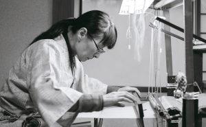 Maker of Echigo-jofu certified as a UNESCO cultural heritage