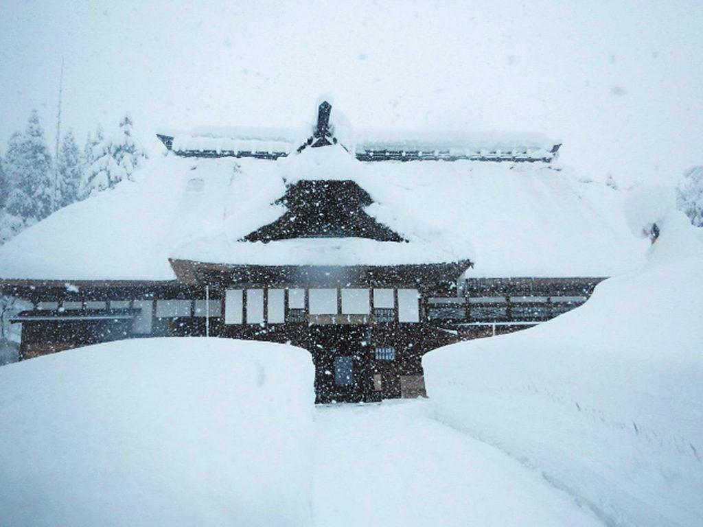 """Meguro-tei"" Japanese traditional house of wealthy farmers in YUKIGUNI, Japan"