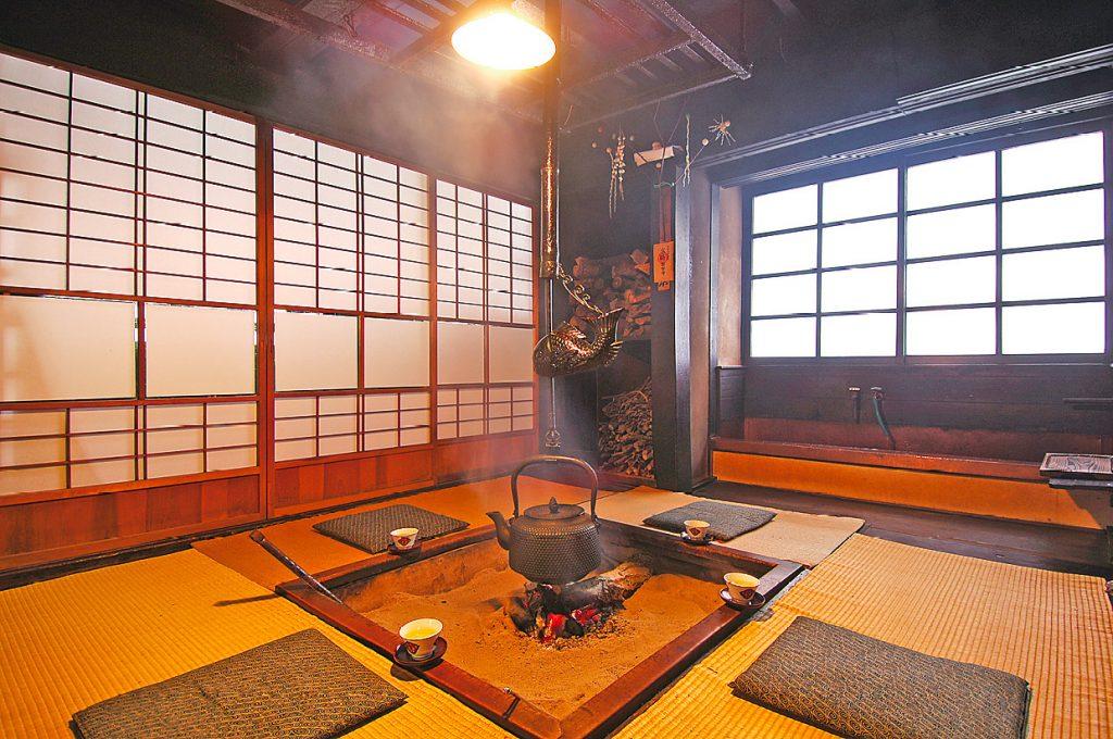 Traditional ryokan in YUKIGUNI- Hoshi Onsen Chojukan
