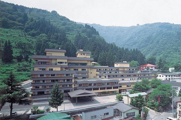 Mizugaorinasu Echigonoyado Futaba