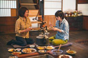 Irori - Japanese traditional fire-pit