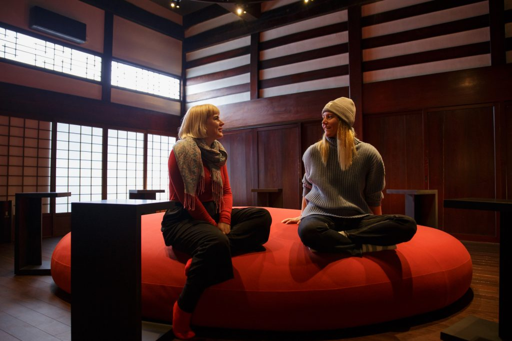 "Japanese Modern Luxury Ryokan ""ryugon"""